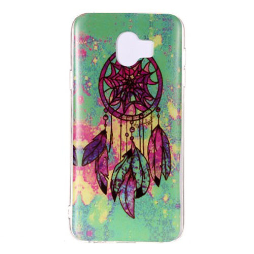 Husa Samsung Galaxy J4 model Dreamcatcher, Antisoc, TPU, Viceversa