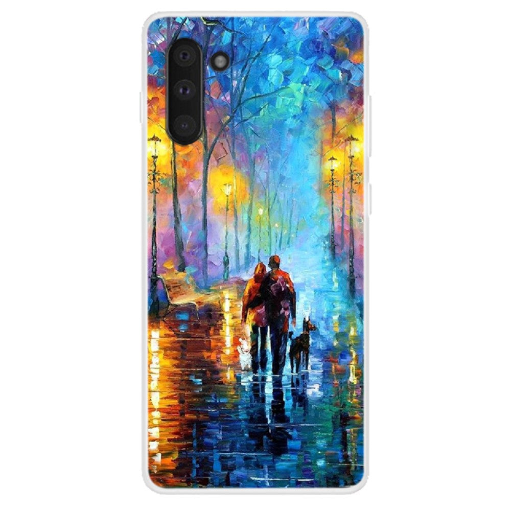 Husa Samsung Galaxy Note 10 model Family, Silicon, TPU, Viceversa Multicolor