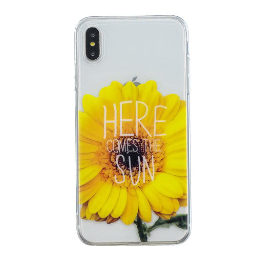 Husa silicon Apple iPhone XS MAX model Here comens the Sun,Tpu, Antisoc, Viceversa
