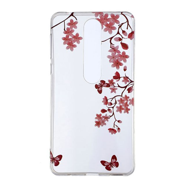 Husa silicon Nokia 6.1 2018 Model Spring Time, Antisoc, TPU, Viceversa Multicolor