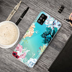 Husa silicon Samsung Galaxy S20 model Flower Garden, Antisoc, TPU, Viceversa Multicolor