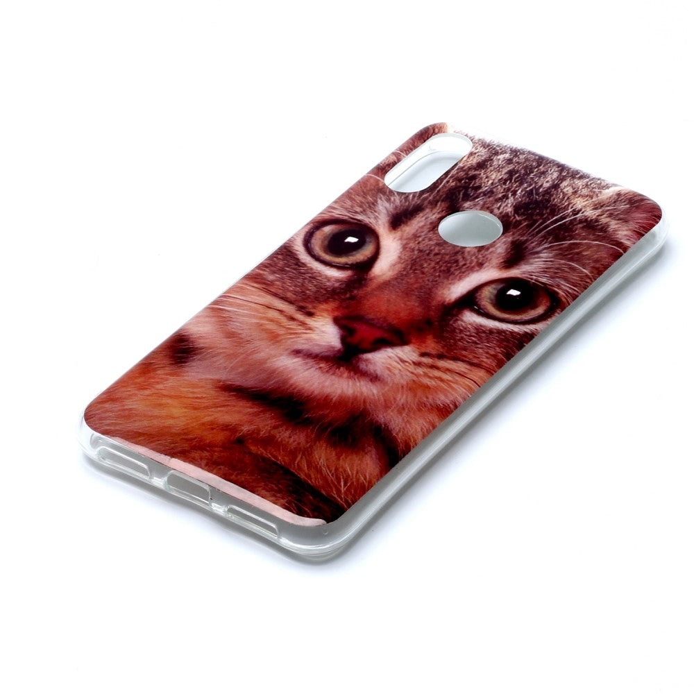Husa Xiaomi Redmi Note 7 model Cat Eyes, Silicon, TPU, Viceversa Multicolor