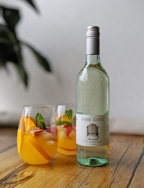 Orange Moscato Cocktail Recipe