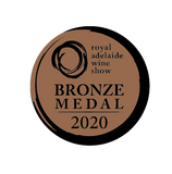Moscato wins BRONZE in the Royal Adelaide Wine Show!