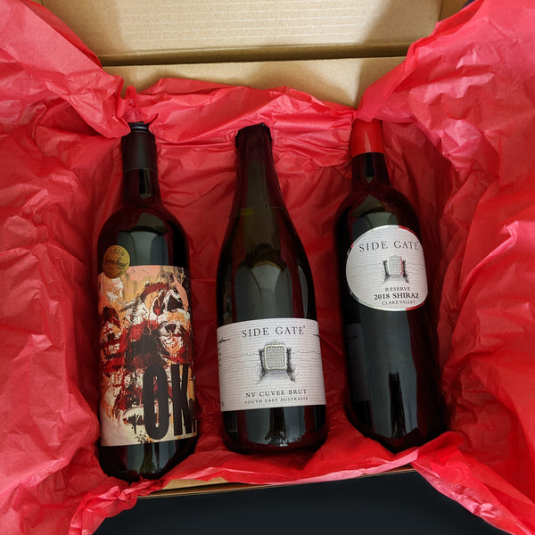 Opulent Wine Pack (Includes Wines/Accessories)