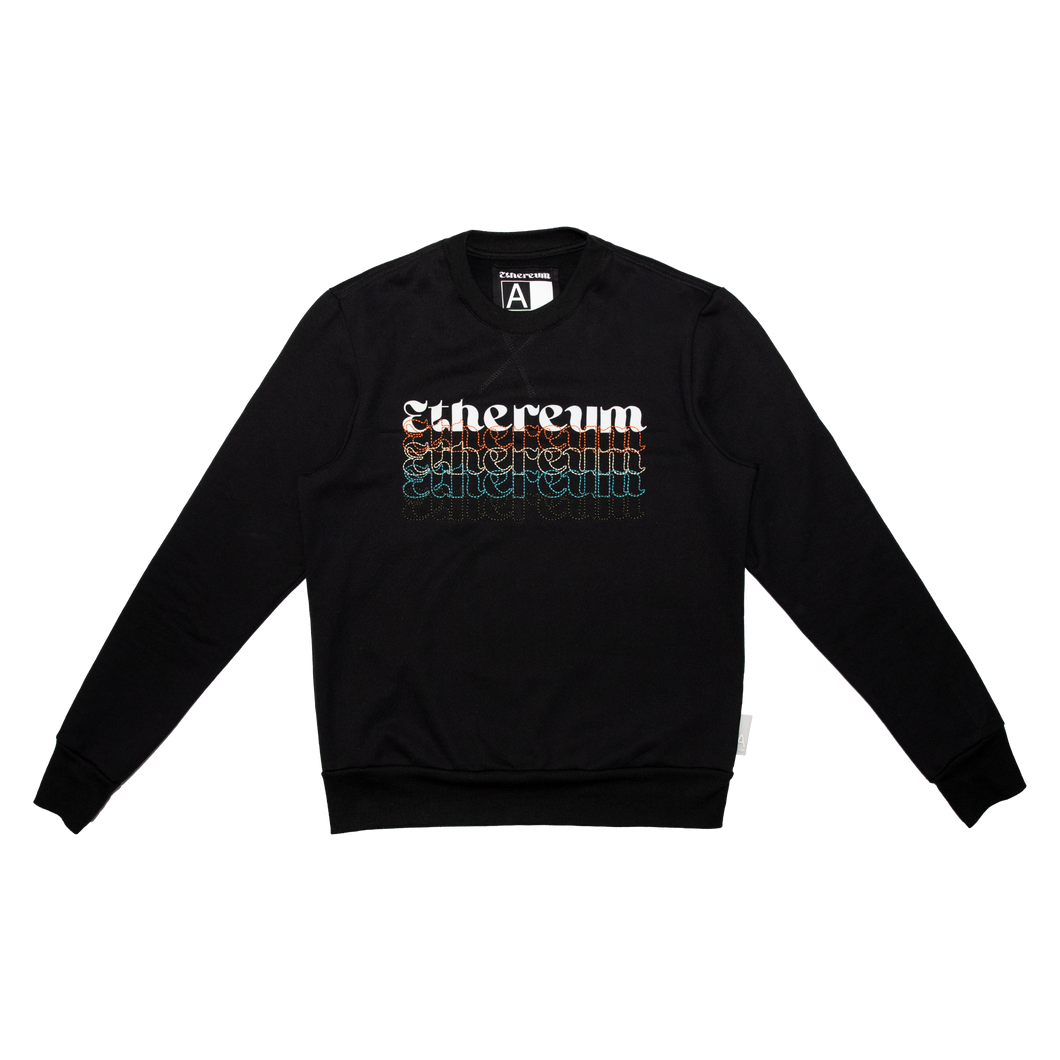 Crewneck Tropical Midnight