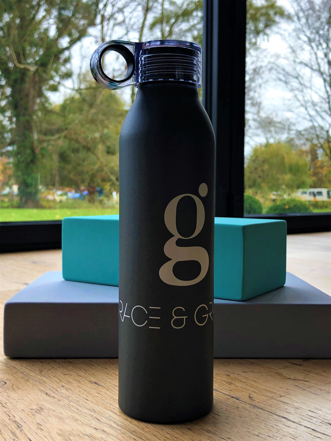 Grace & Gravity Water Bottle