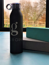 Load image into Gallery viewer, Grace & Gravity Water Bottle