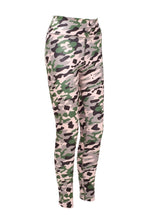 Load image into Gallery viewer, Camo Eco Friendly Leggings