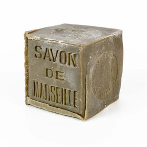 Savon de Marseille - Genuine household Marseille soap Cube 600g - Olive oil - without palm oil