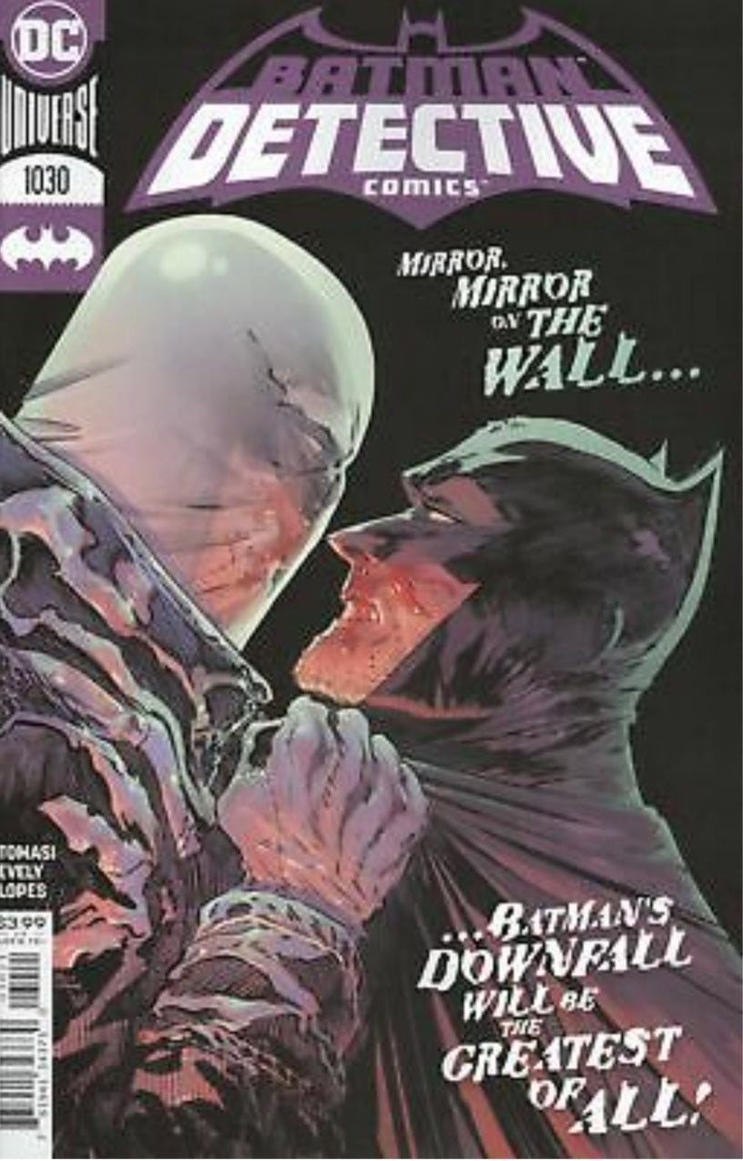 DETECTIVE COMICS #1030 COVER A BILQUIS EVELY