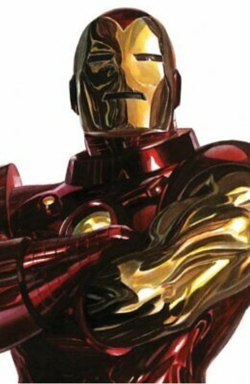 🔥  IRON MAN #1  ALEX ROSS TIMELESS VIRGIN VARIANT SOLD OUT🔥