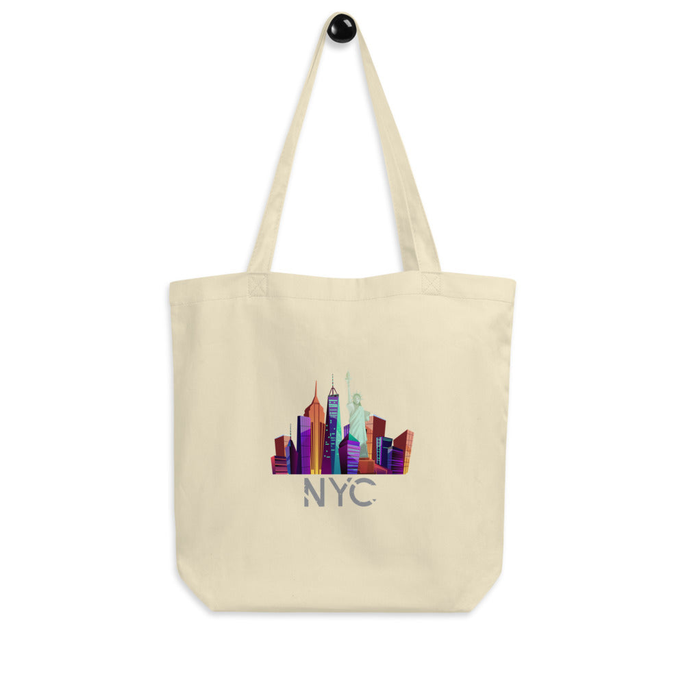 Eco Tote Bag - NYC