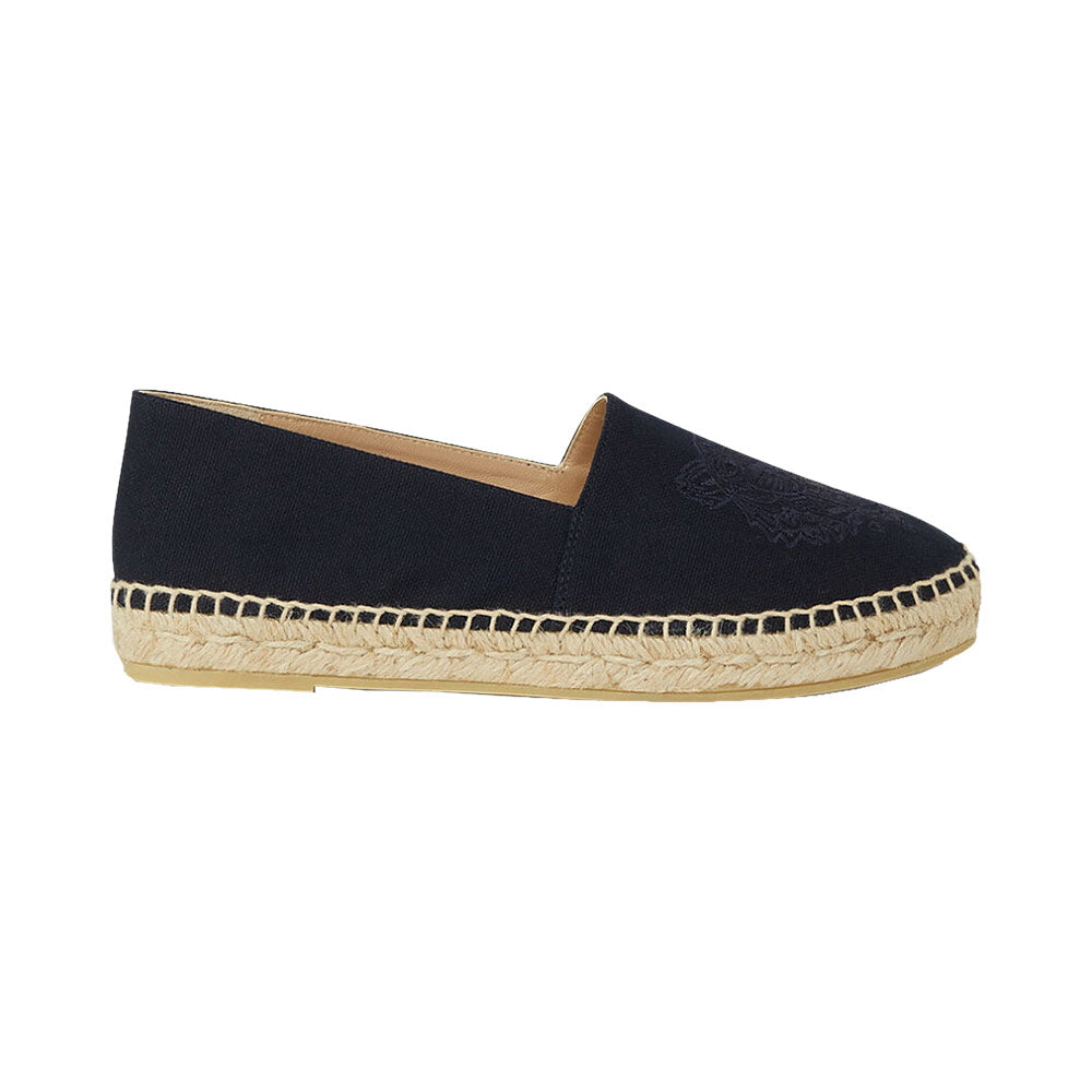 Espa Tiger Canvas Navy Blue