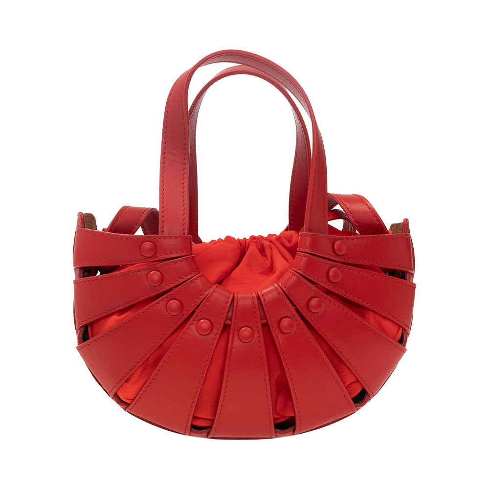 The Shell Crossbody Bag Red