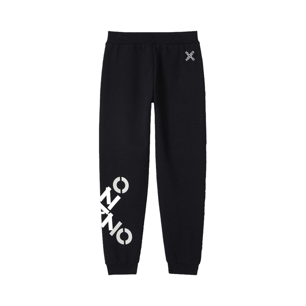 Sport Jogger Pants Black Woman
