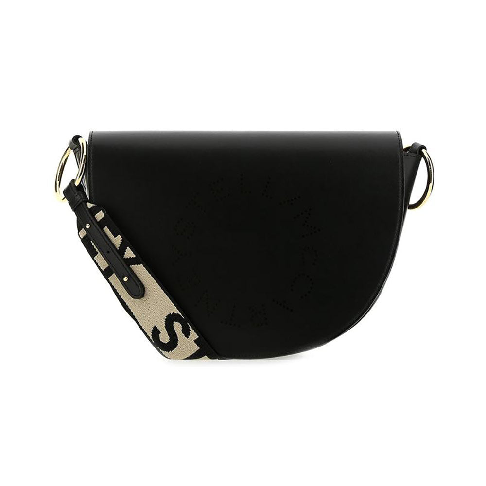 Marlee Logo Crossbody Bag Black