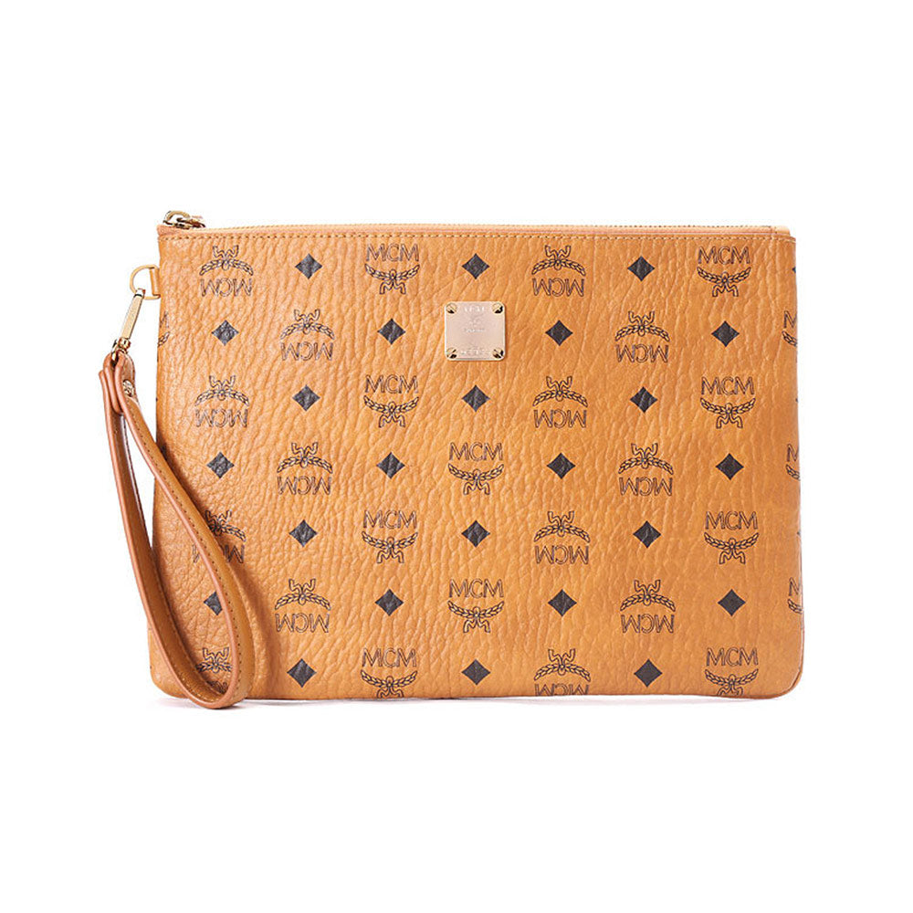 Visetos Clutch Small Cognac
