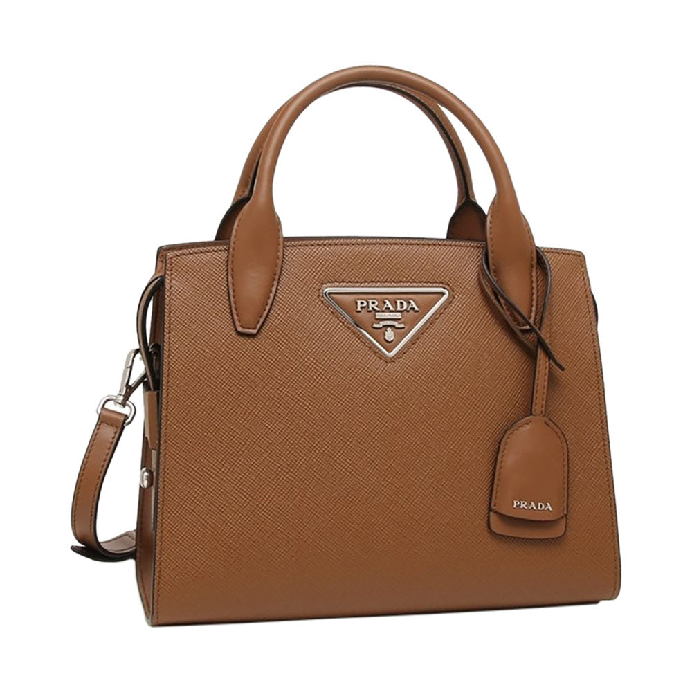 Monochrome Mini Bag Brown