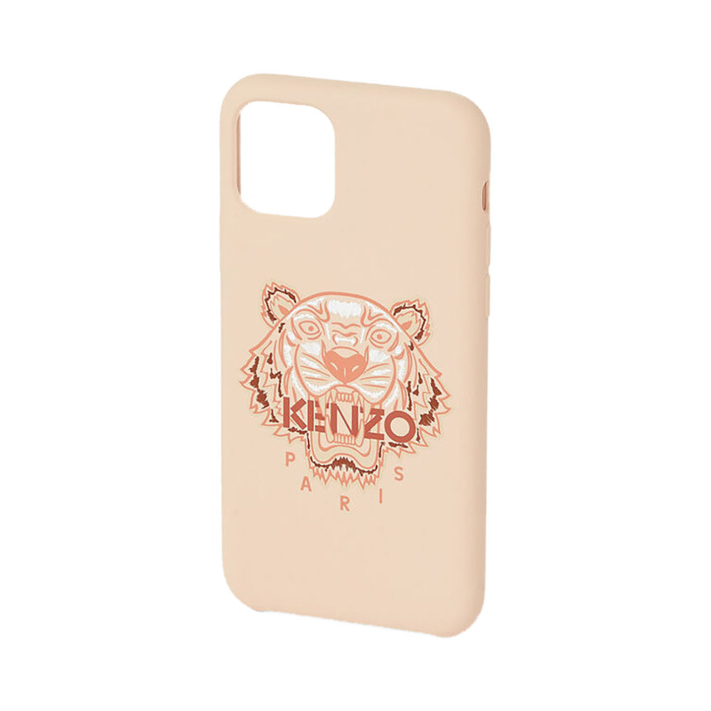 iPhone 11 Pro Case Tiger Pastel Pink