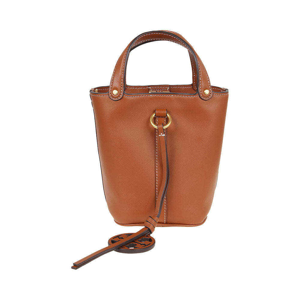 Miller Mini Bucket Bag Camello