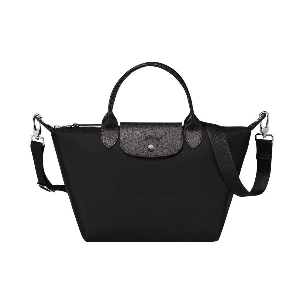Le Pliage Neo Top Handle Small Black