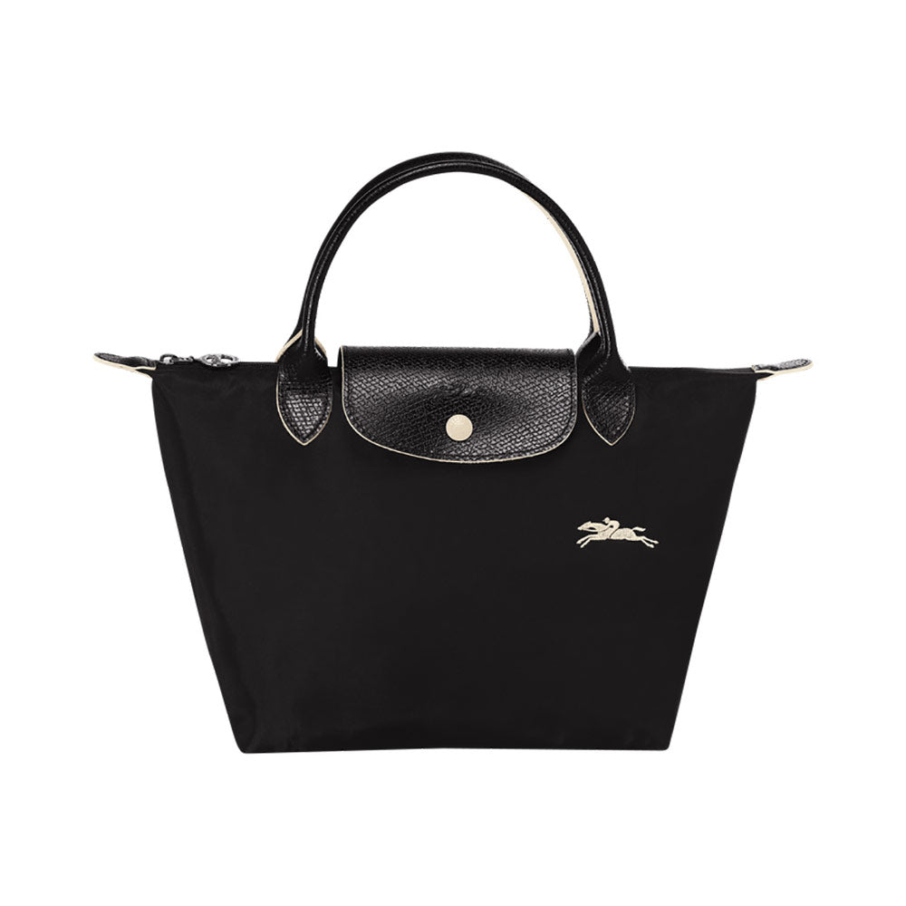 Le Pliage Club Top Handle Small Black