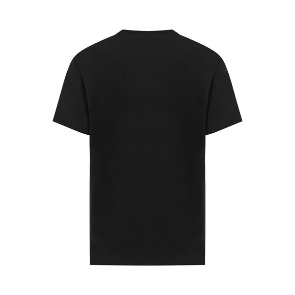 T-Shirt Employee Mirrored Black