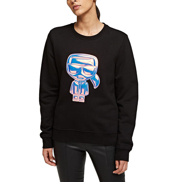 Ikonik Karl Balloon Sweatshirt Black