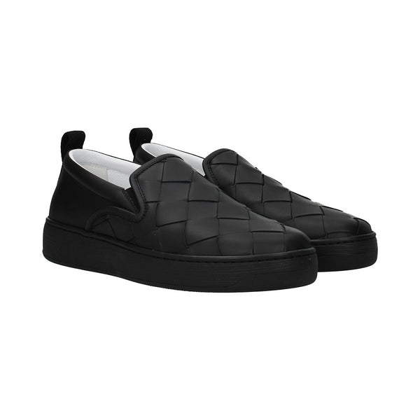 Slip On Sneaker Black Man