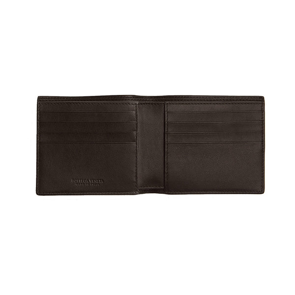 Bifold Wallet (8 cards) Dark Brown