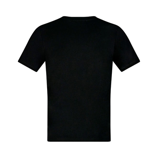 Coin Logo T-Shirt Man Black