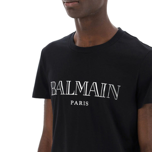 T-Shirt Logo Black Man