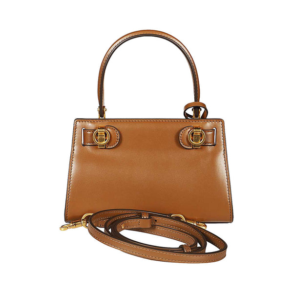 Lee Radziwill Petite Top Handle Moose Ghw