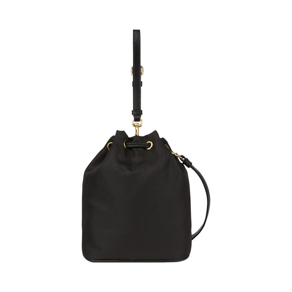 Teddy Cake Bucket Bag Black