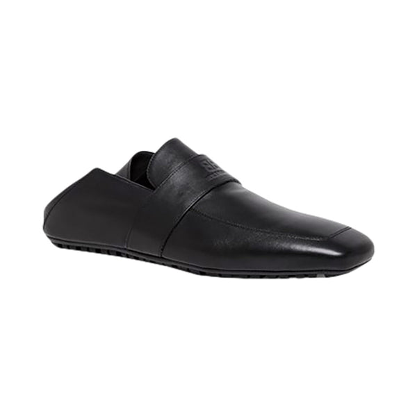 Smooth City Loafers Black