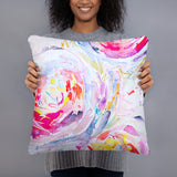 Cool Spring Pillow