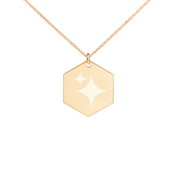 The Best Friend Star Necklace