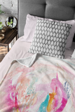 Fanciful Mood Throw Blanket
