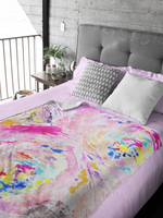 Colorful Spring Blanket