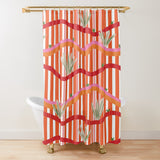 Shower Curtain Mock-Up