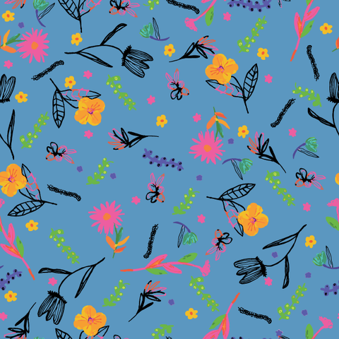 Scattered Florals 2 repeat