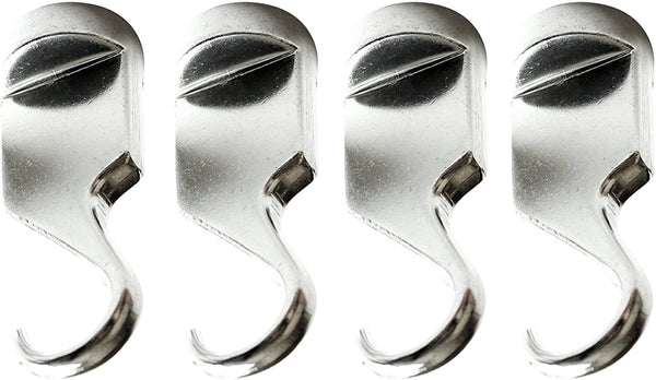 Cooks Standard Pot Rack Solid Cast Pan Hook, Set of 4