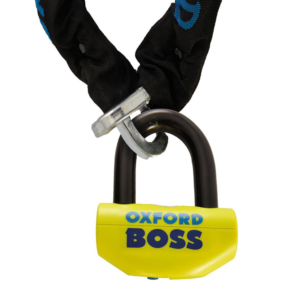 Oxford Boss 2m Chain Lock
