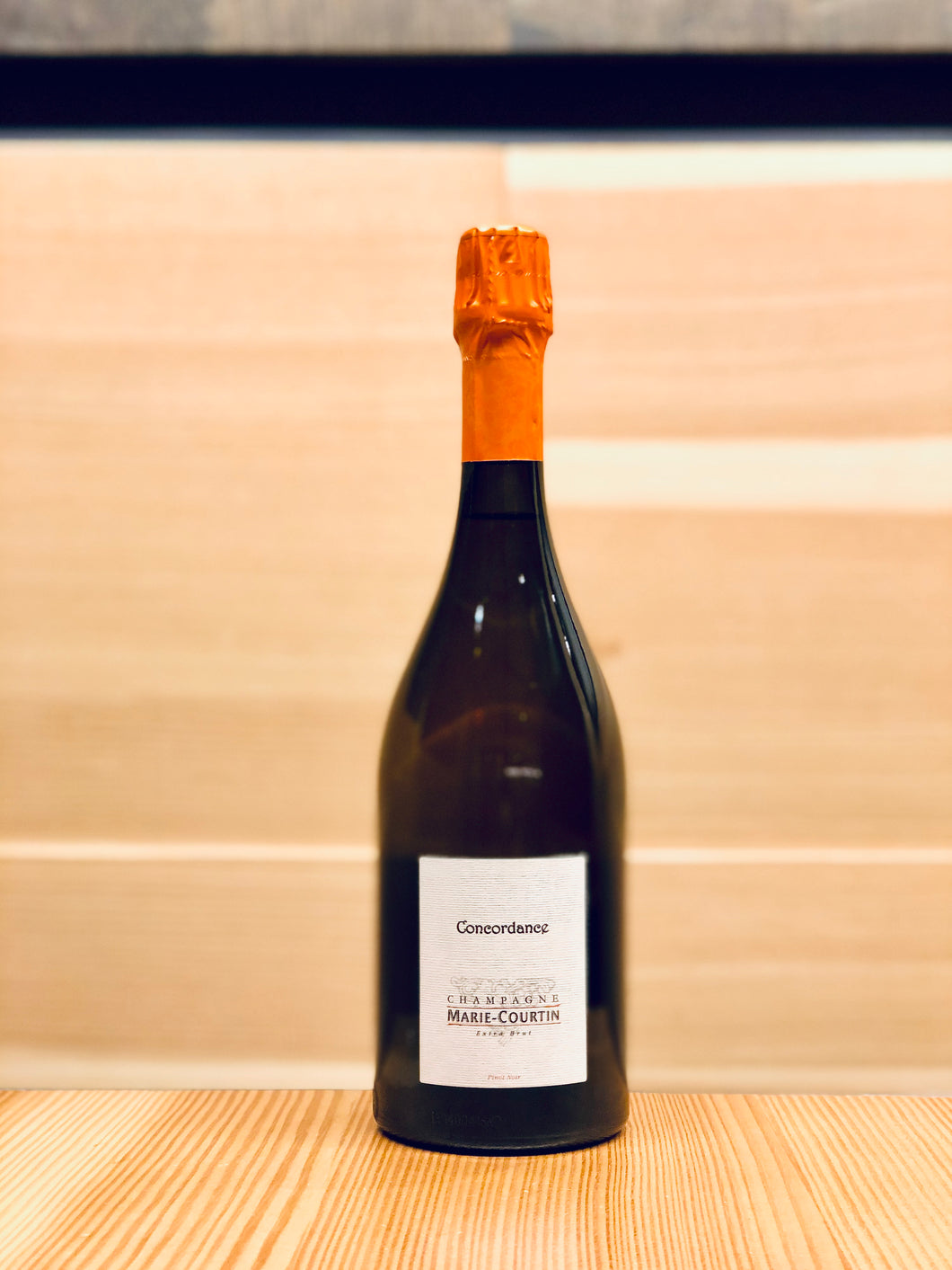 Marie Courtin 'Concordance' Champagne 2014