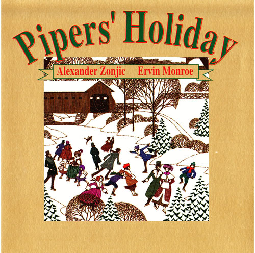 Pipers' Holiday CD