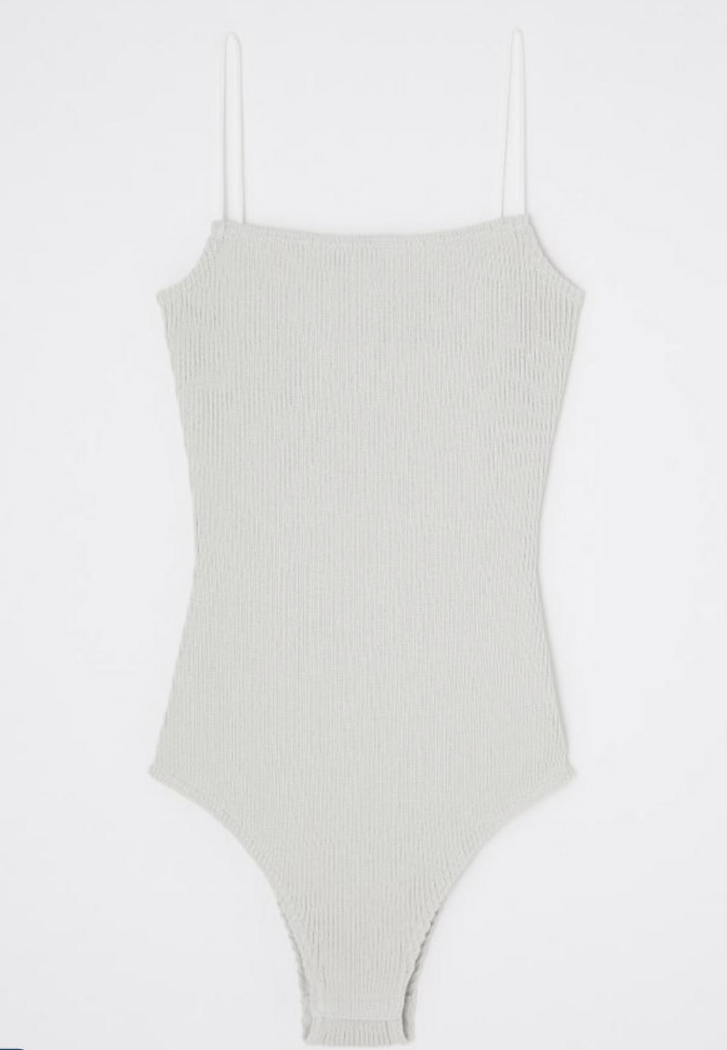 Moussy MV rib knit cami bodysuit