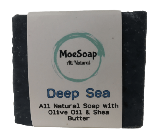 Deep Sea Soap MOESOAPCO