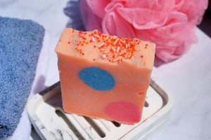 Be Happy - Handcrafted Vegan Soap