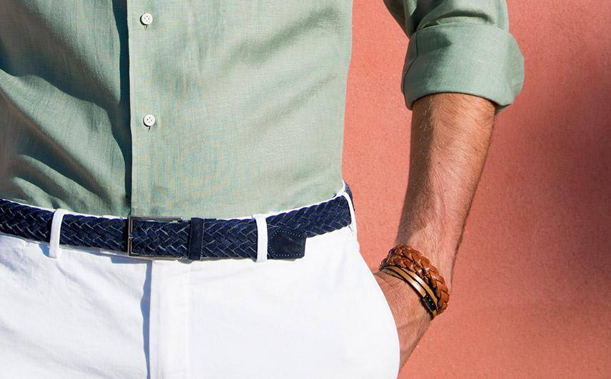 Belts: the Forgotten  Accessory